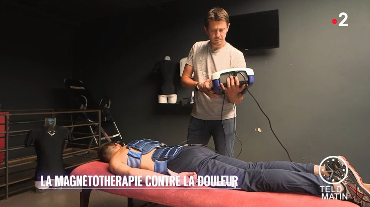 ASA Magnetotherapy for sport