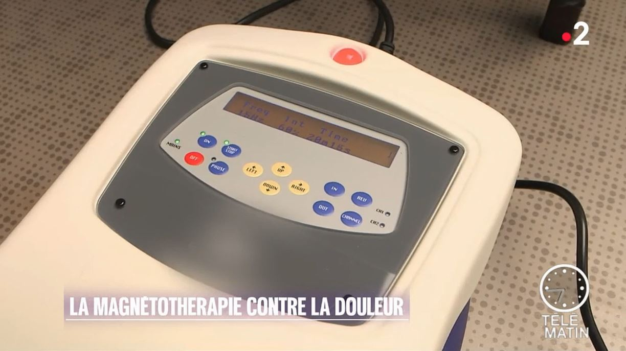 ASA magnetotherapy Easy Qs device