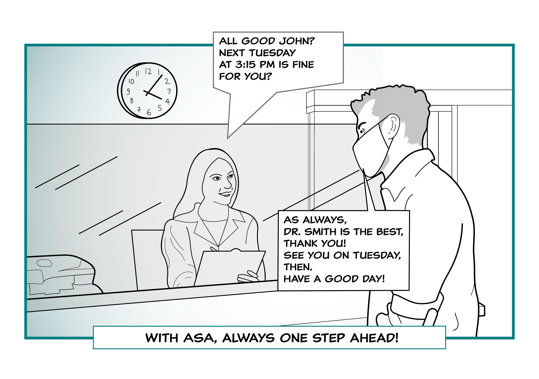 ASA Social Distance comic - page 10
