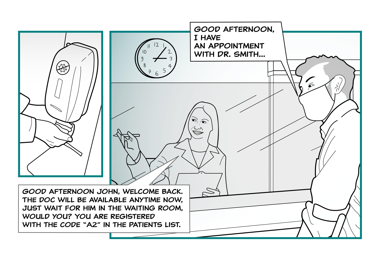ASA Social Distance comic - page 3