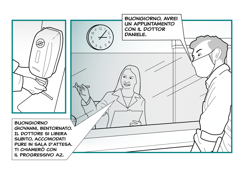 ASA fumetto Social Distance - page 3