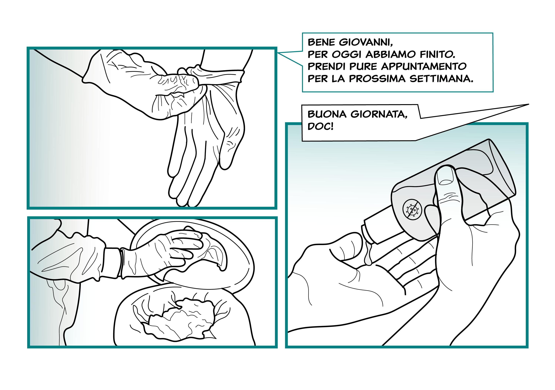 ASA fumetto Social Distance - page 9