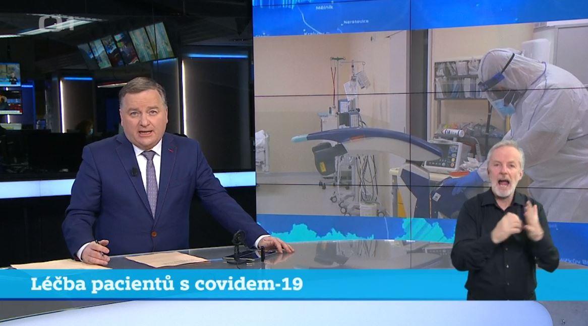 M6 laser device on Ceska Televize