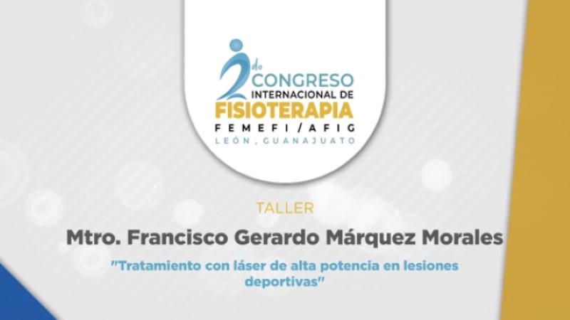 FEMEFI - Congreso Fisioterapia Mexico 2020