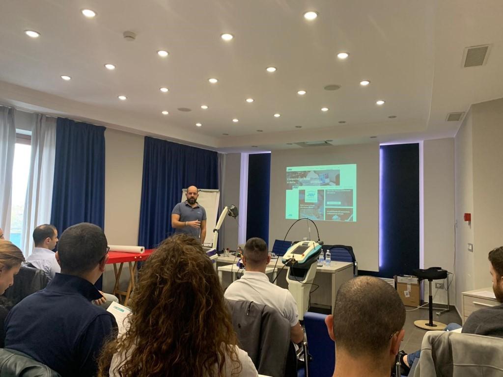 Corso laser MiS Abruzzo 2019