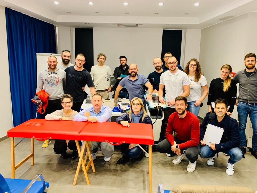 Corso Laserterapia MLS Abruzzo 2019