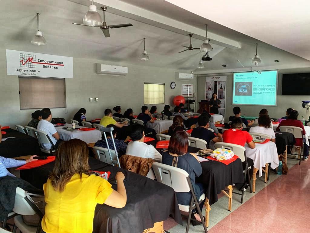 Corso Laserterapia MLS Guatemala - 2019