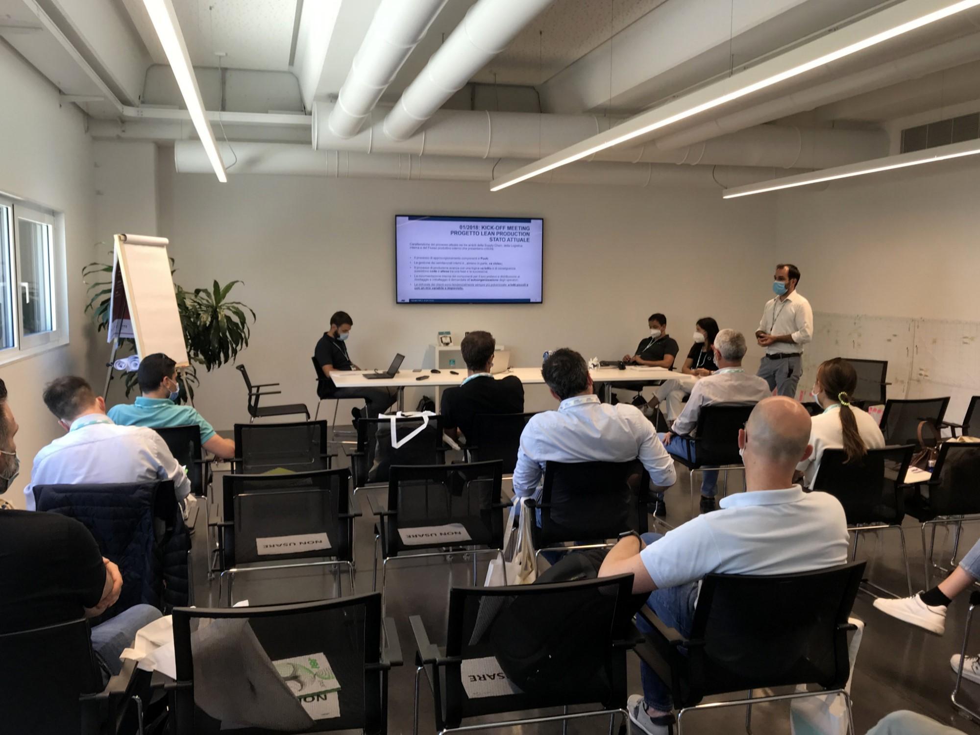 ASA case study at Lean Management Master CUOA 2021
