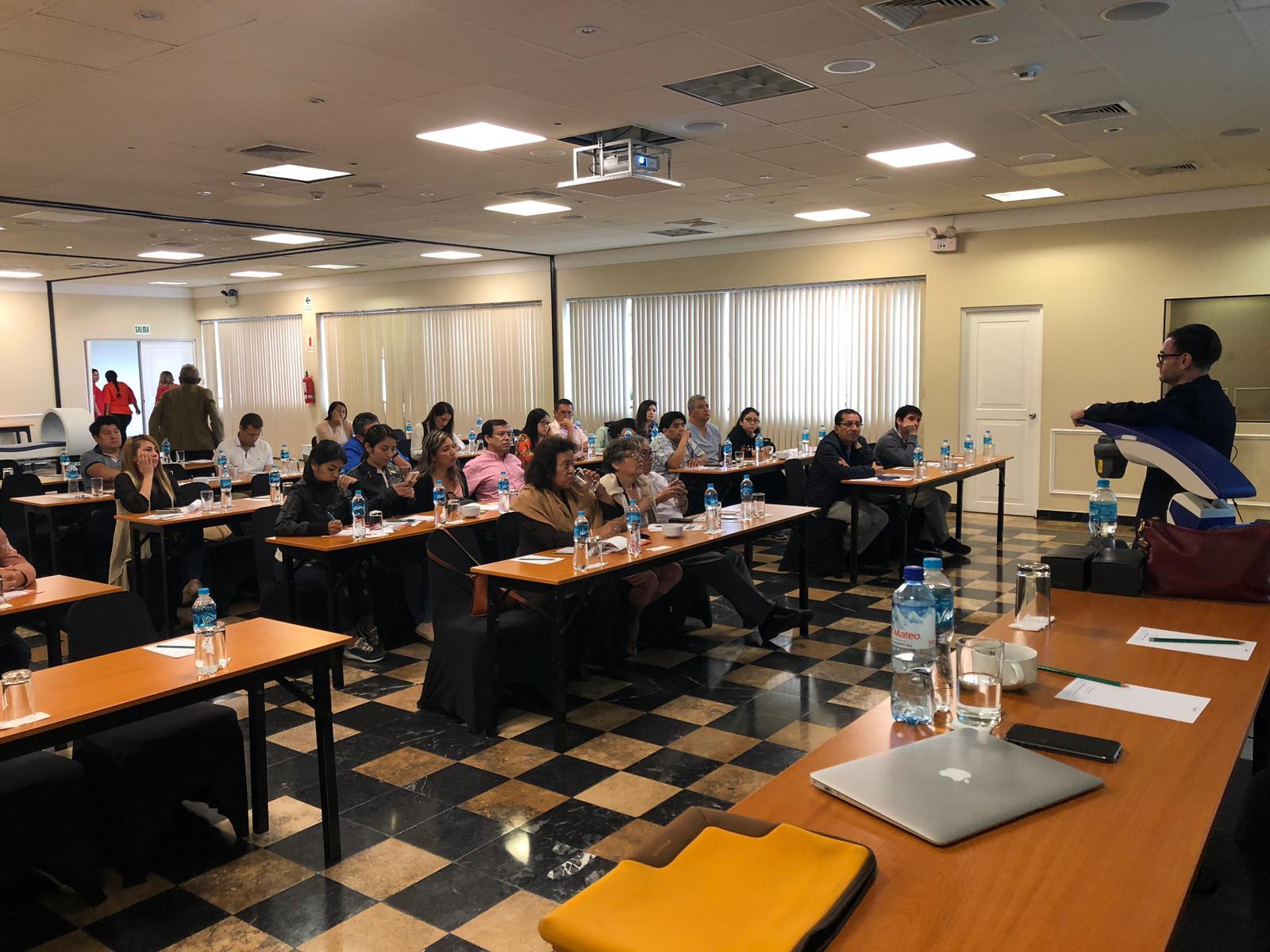 Formacion ASA Magnetoterapia y Laserterapia MLS en Peru
