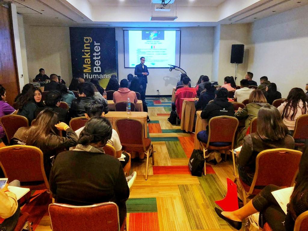Horkest Mexico 2019 - Workshop MLS laser
