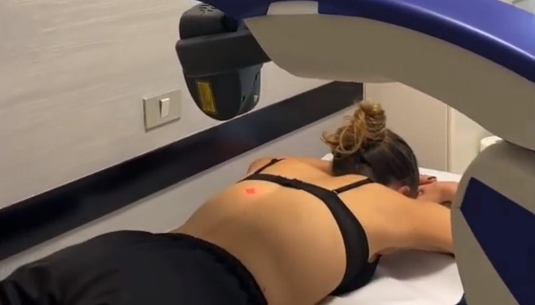 Trattamento laserterapia MLS - Poliambulatorio Moraschi (BG)