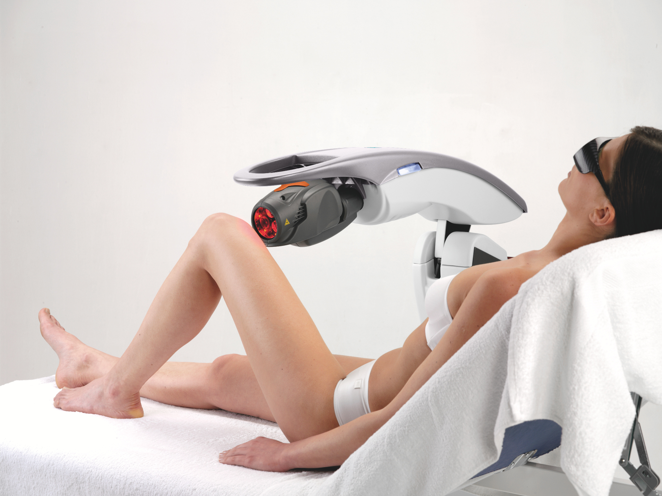 M8 laser treatment - knee