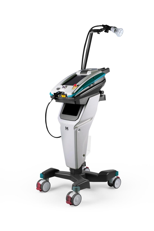 MiS laser device