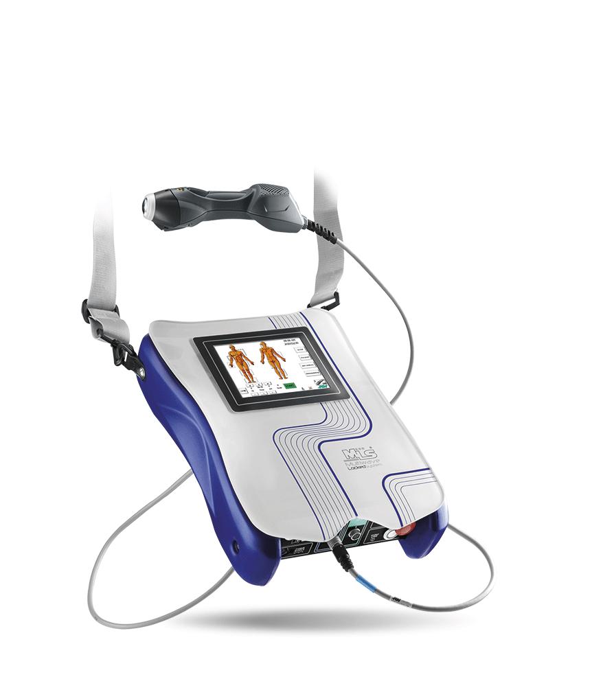 Mphi portable laser device