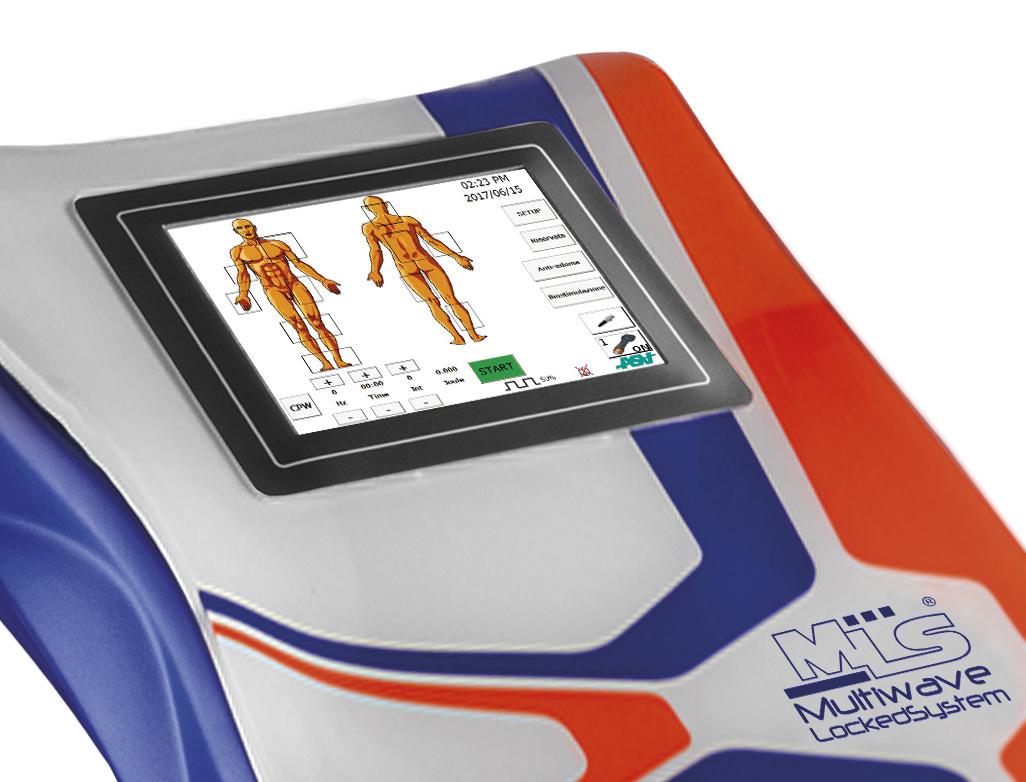 Mphi 75 - laser device software