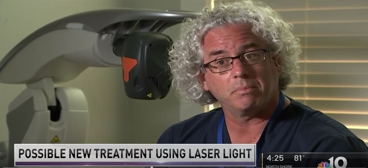 NBC Boston News - M8 laser treatment by Scott Sigman MD
