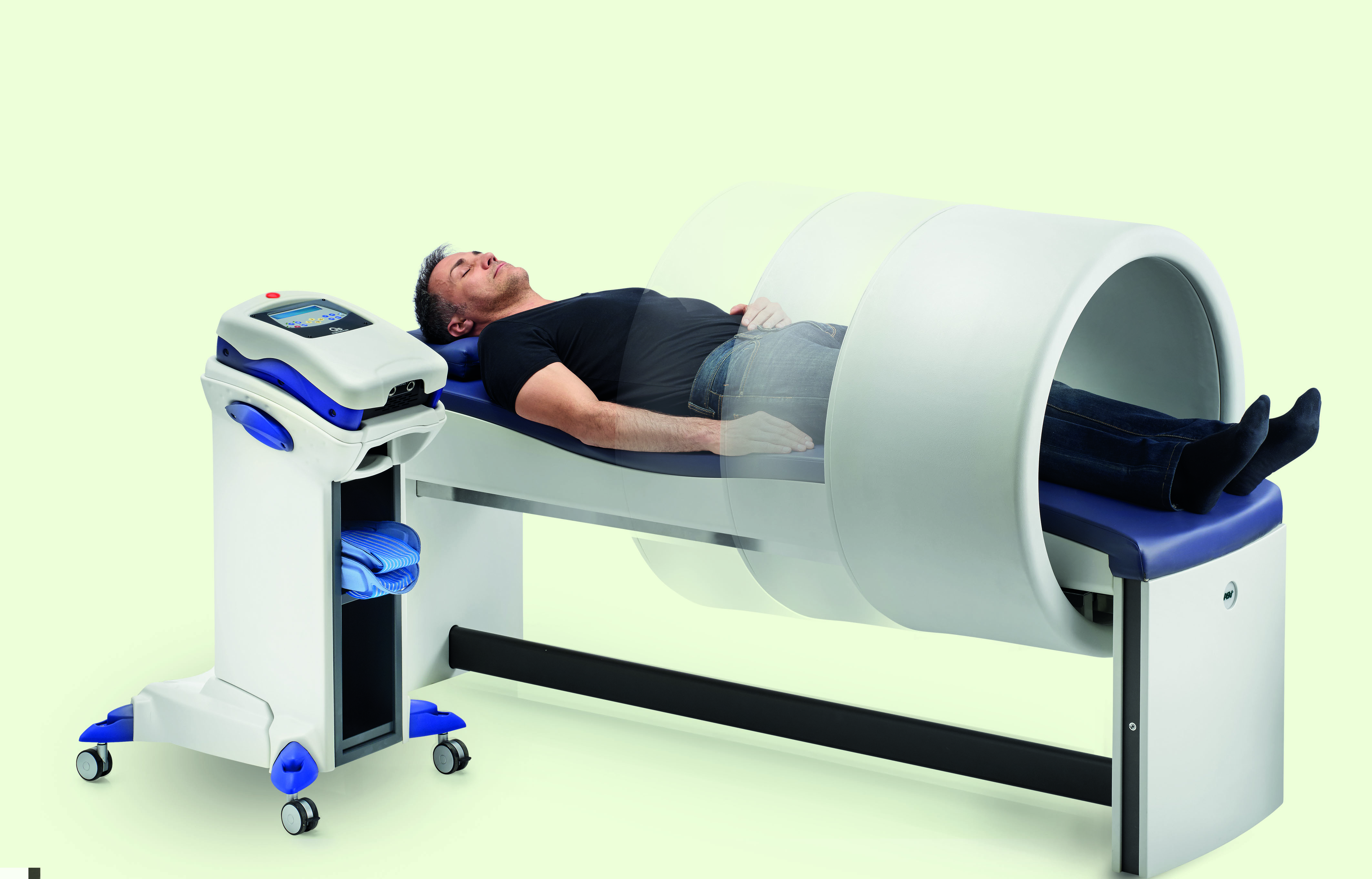 PMT qs magnetotherapy device operator free - social distance