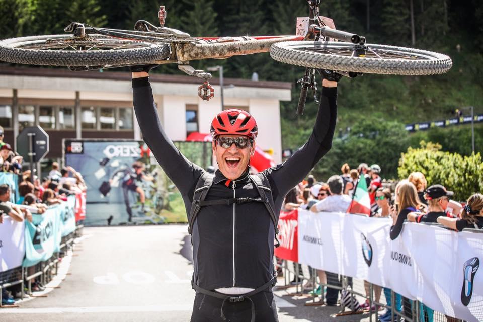 HERO Südtirol Dolomites 2018 - Gambirasio