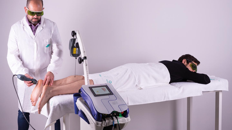 Mphi5 trattamento con operatore