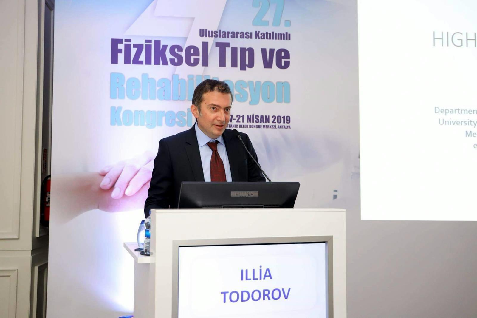 Speech Iliya Todorov
