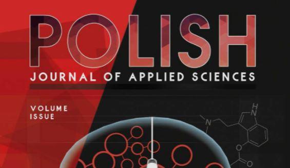 Polish Journal Applied Sciences