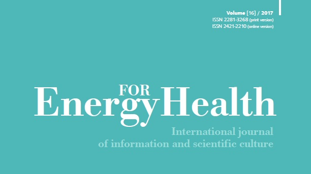 Energy for Health 16
