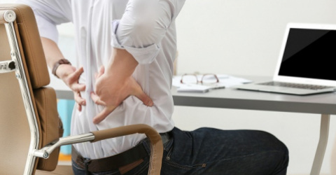 Laser Therapy for low back pain