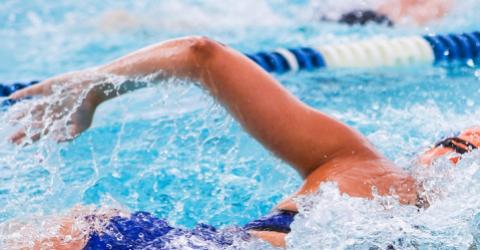 Swim and rotator cuff tendinopathy