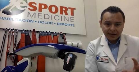 Juan José Bernal - EsportMedicine