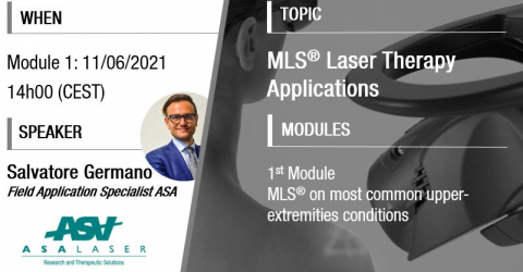 Webinar MLS on most common upper-extremities conditions