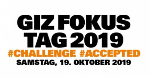 GIZ Fokus Tag 2019 - Viena