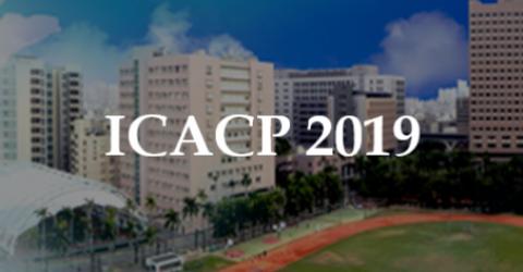 ICACP 2019 - Taiwán