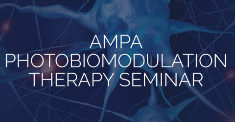 AMPA Photobiomodulation Therapy Seminar 2020