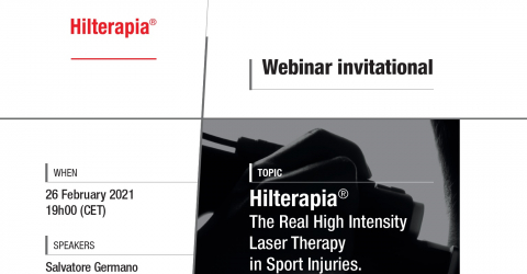Hilterapia® The Real High Intensity Laser Therapy in Sport Injuries