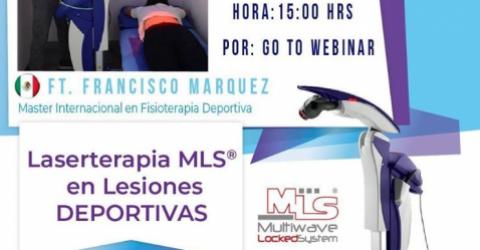 Laserterapia MLS® en lesiones deportivas