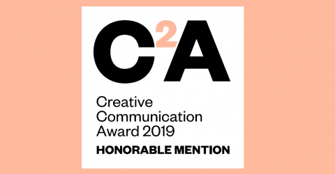ASA won honorable mention C2A 2019