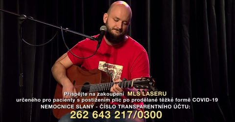 Czech Republic - Fundraising for M8 donation
