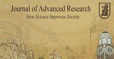 Journal Advanced Research